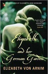 Elizabeth and her German Garden - book cover