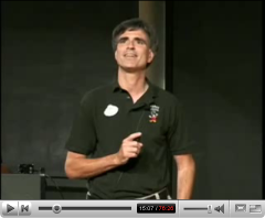 Randy Pausch final lecture