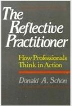 Donald schon the reflective practitioner book